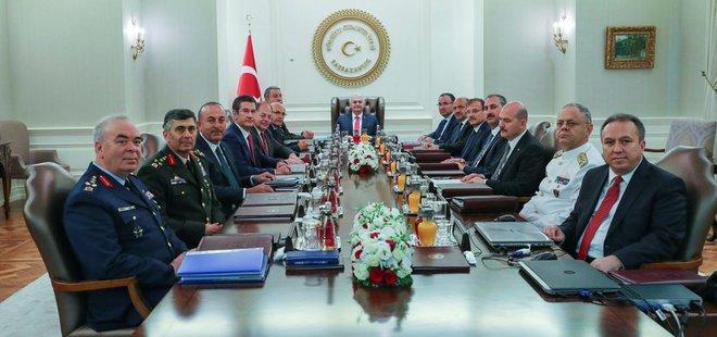 Başbakan Yıldırım'dan YAŞ'ta önemli mesajlar