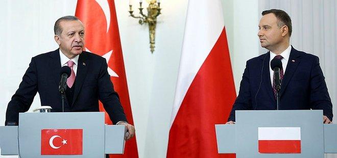 Cumhurbaşkanı Erdoğan'dan AB'ye: Almayacaksanız söyleyin.