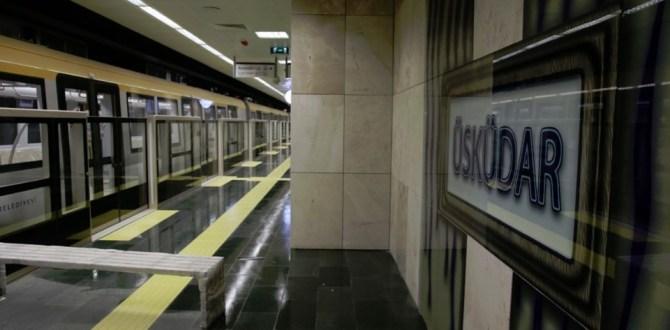 Üsküdar-Sancaktepe Metro Hattı'nda test sürüşleri başladı (Türkiye'nin ilk sürücüsüz metrosu)