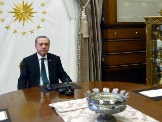 AK Parti'de seçim ittifakı zirvesi