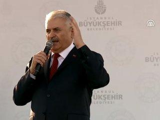 Başbakan Yıldırım'dan Kemal Kılıçdaroğlu'na gönderme