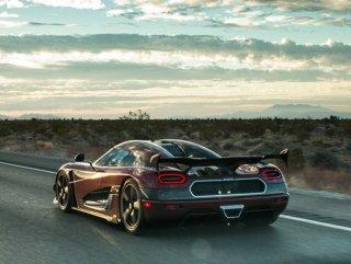 Bugatti Veyron'un hız rekoru kırıldı