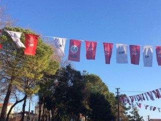 CHP ve HDP bayraklarıyla ilgili emniyetten açıklama