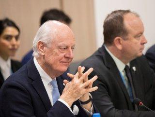 Cenevre'deki Suriye görüşmeleri yine başarısız