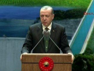 Erdoğan AK Parti milletvekilleriyle bir araya geldi