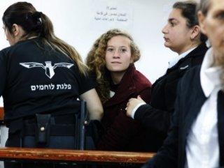 Filistinli Tamimi'nin twitter hesabı silindi