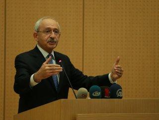 Kılıçdaroğlu: Türkiye'de hangi sorun varsa çözümü bizde