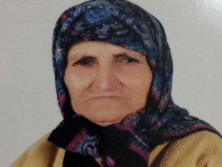 Kayıp olan yaşlı kadının cesedi bulundu