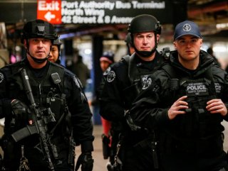 New York'ta terör tedbiri