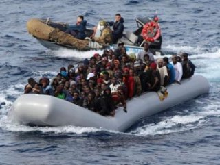 50,000 refugees have been captured in 2017 in Turkey