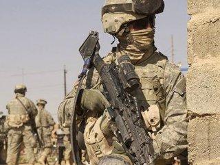 Afganistan'da ABD askeri öldü