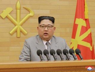 Kuzey Kore lideri Kim'den nükleer tehdit