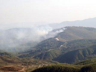 Suriye'den atılan 2 top mermisi Yayladağı kırsalına düştü