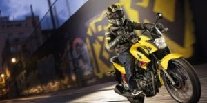 Honda'dan yeni tasarımıyla 'Şehirli Motosiklet'