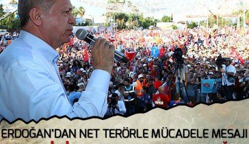 Cumhurbaşkanı Erdoğan'dan önemli açıklamalar.