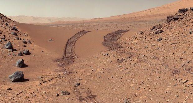 Mars'taki toprak örneklerini getirecek bir araç tasarlanıyor