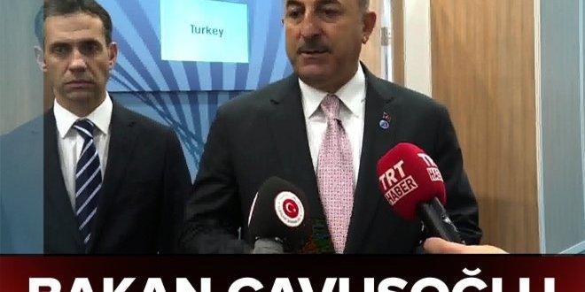 Dışişleri Bakanı Mevlüt Çavuşoğlu'ndan Mike Pompeo görüşmesine ilişkin açıklama