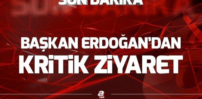Başkan Erdoğan Suriye zirvesi için İran'a gidecek