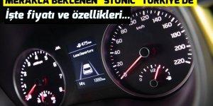 Kia Stonic Türkiye'de satışta! İşte 2018 Kia Stonic'in fiyatı ve donanmım özellikleri…