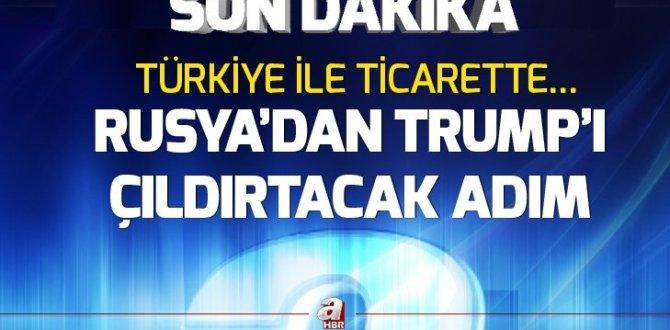 Rus otomobil üreticileri, Türkiye'yle ticarette doları bırakıyor