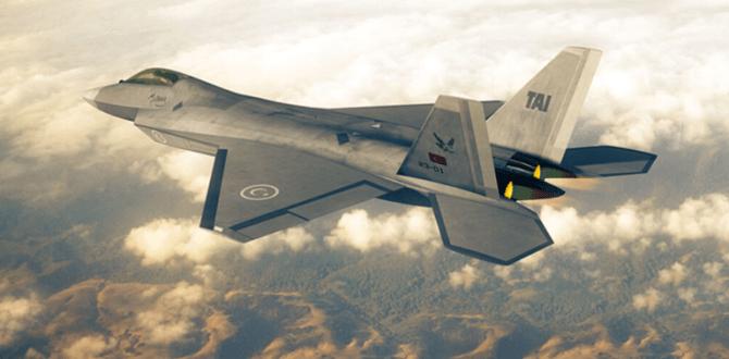 Milli savaş uçağının havalanacağı tarih belli oldu