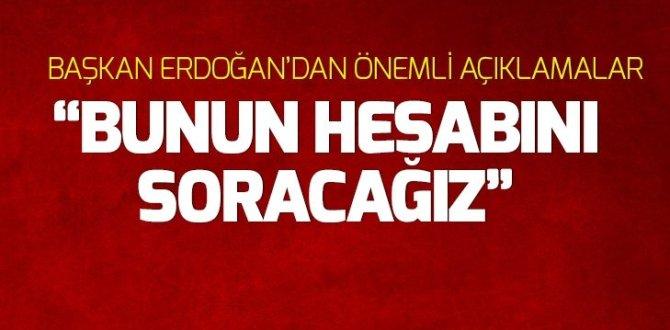 Başkan Erdoğan: Osmanlı tokadını sandıkta atın