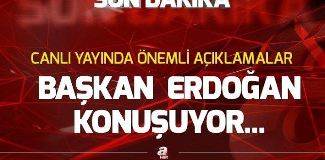 Başkan Erdoğan'dan Yenimahalle'de kritik açıklamalar