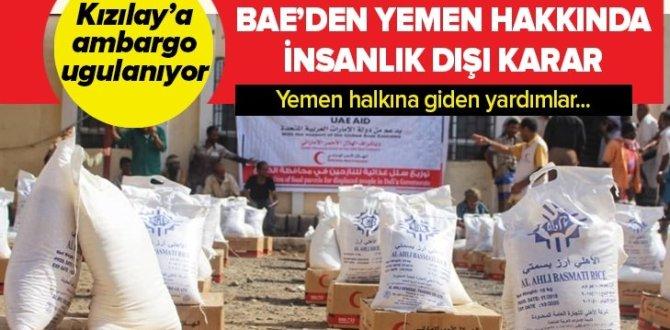 BAE'den Yemen için skandal karar! .