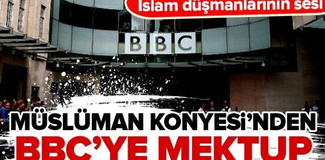 BBC'ye İslamofobi suçlaması! Nefret dili kullananların sesi oldu .