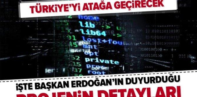 Başkan Erdoğan duyurmuştu! İşte 1 milyon yeni yazılımcı yetiştirilecek projenin ayrıntıları