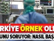 Türk doktorlardan dünyada bir ilk! Koronavirüs hastasına organ nakli
