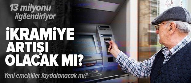 13 milyona müjde! SSK Bağ-Kur emekli bayram ikramiyesi ne zaman verilecek? 2021 bayram ikramiyesi zammı… .