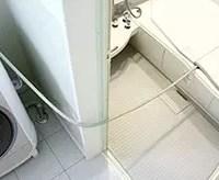 お風呂の残り湯で洗濯をするときに気をつけたいポイント