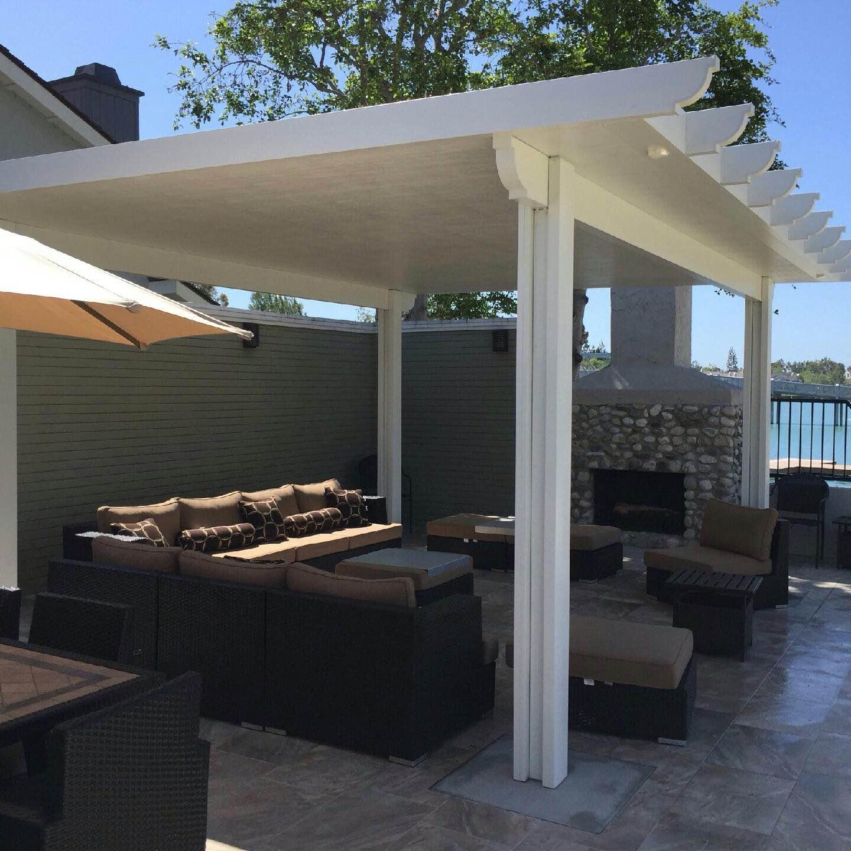 aluminum patio covers menifee alumawood