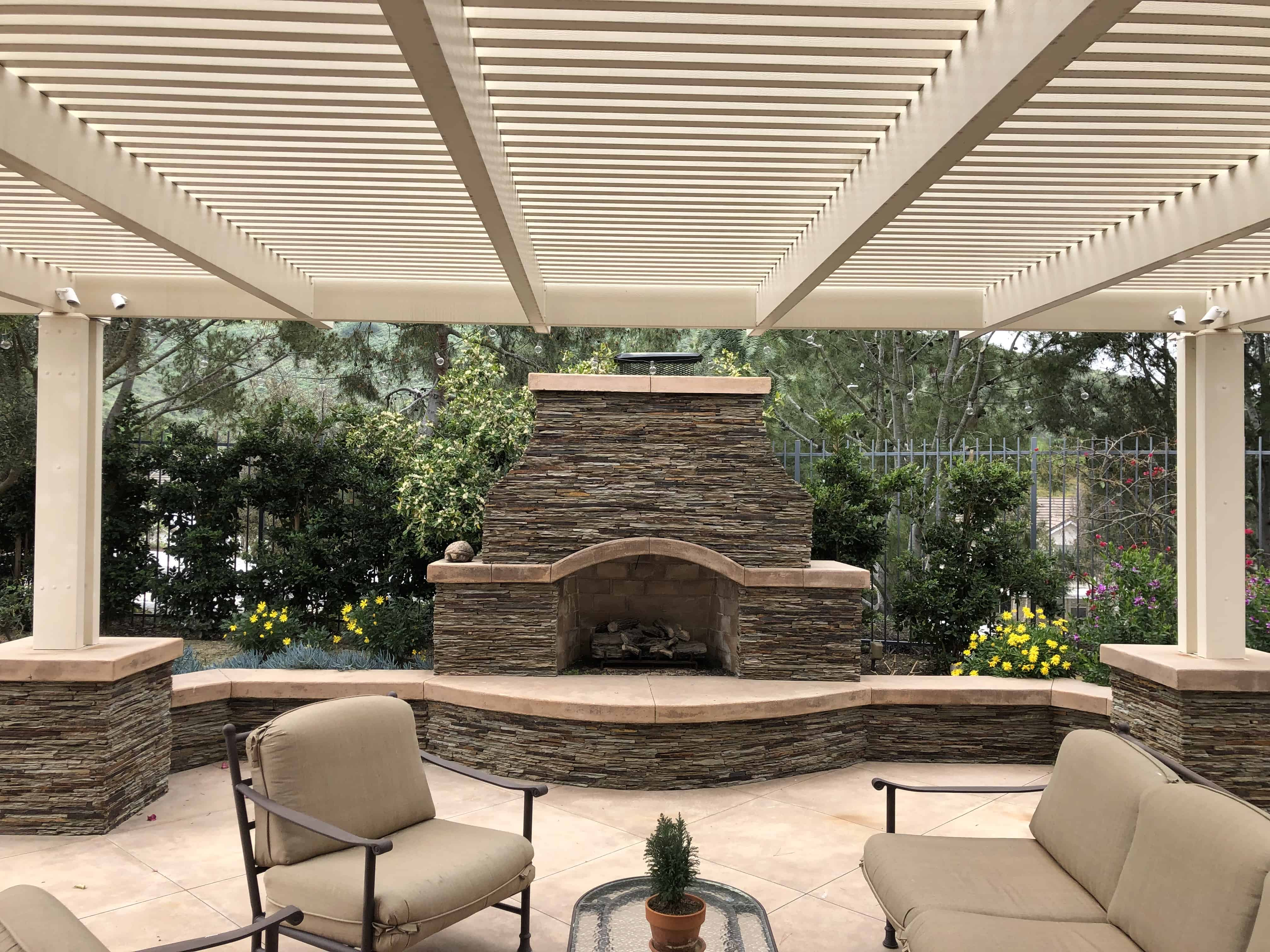 patio cover replacement in yorba linda