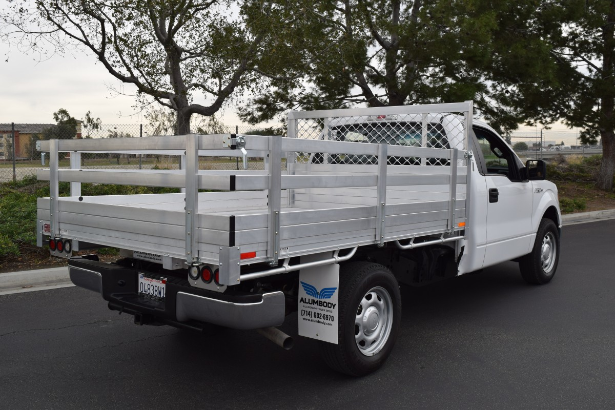 ford aluminum truck beds alumbody 2017 2018 2019 ford price release date reviews. Black Bedroom Furniture Sets. Home Design Ideas