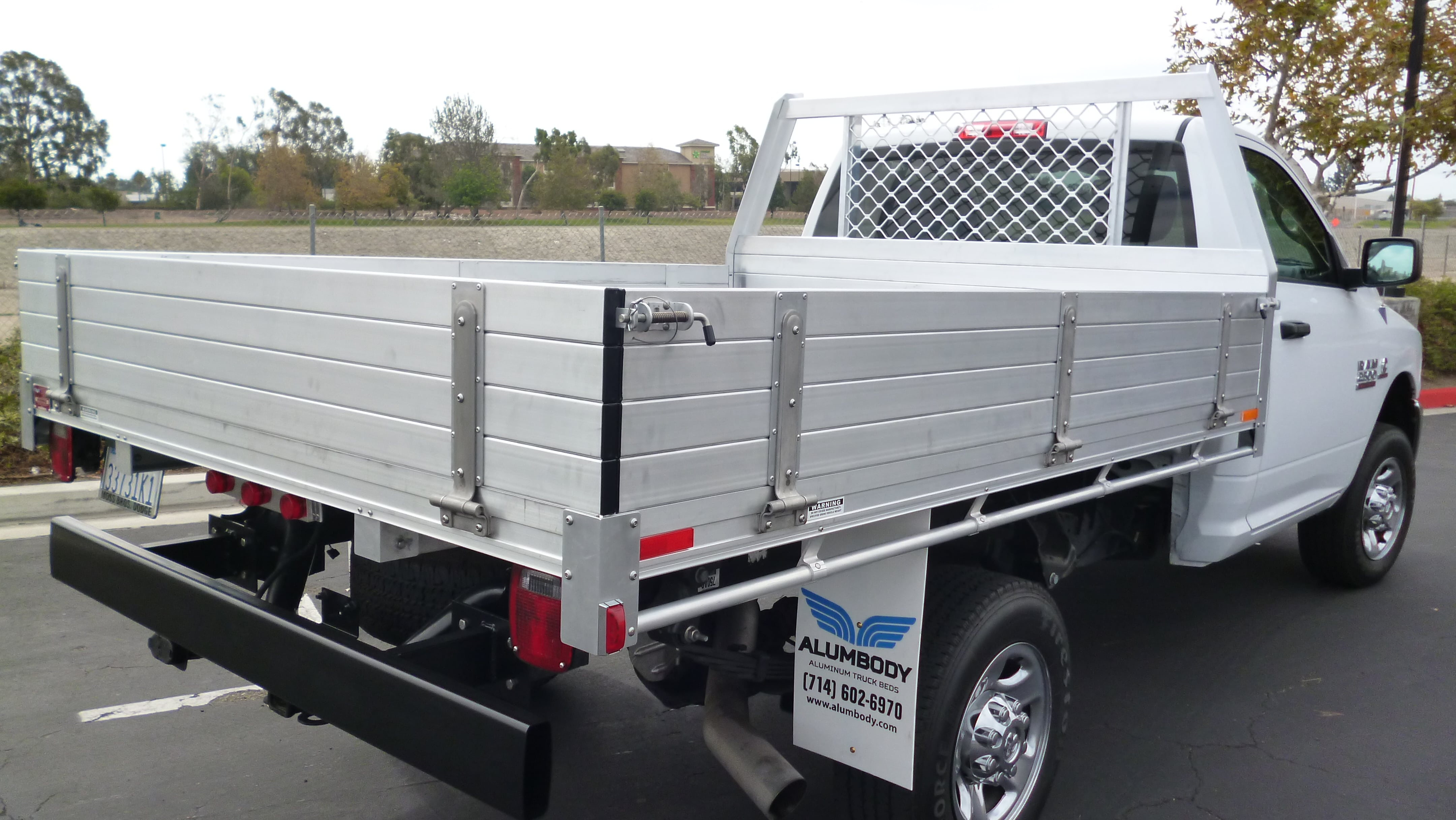 Truck Stake Bed Hardware