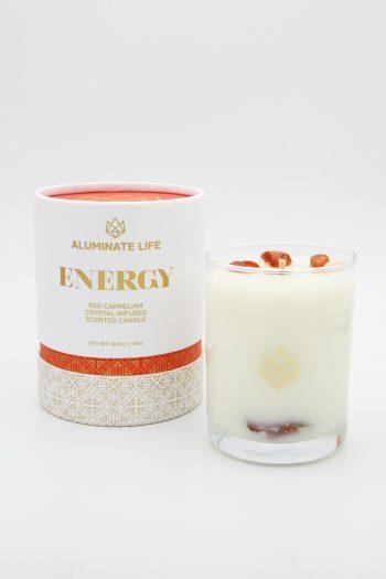 Aluminate Life Energy Candle 2