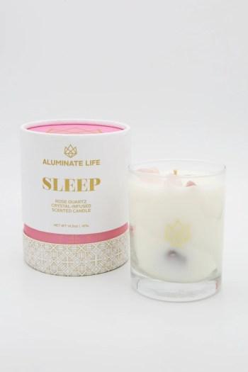 Aluminate Life Sleep Candle 2