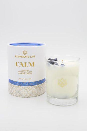 Calm Candle - Aluminate Life