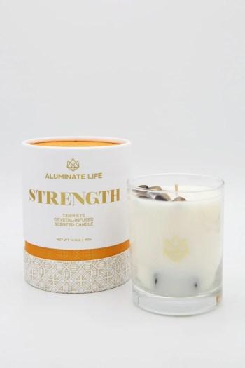 Aluminate Life Strength Candle 2