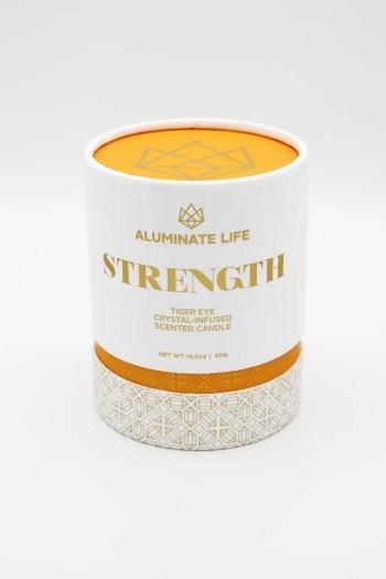 Aluminate Life Strength Candle 4