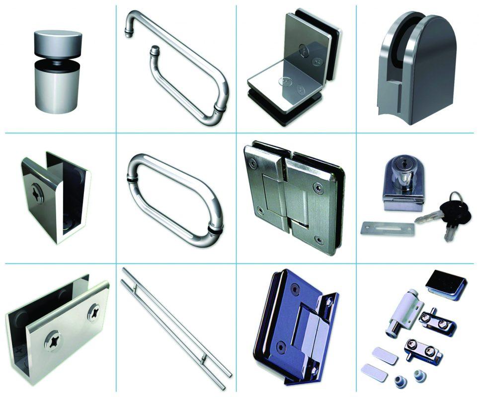 Puertas para ba o soluciones para la nueva arquitectura for Accesorios bano cristal