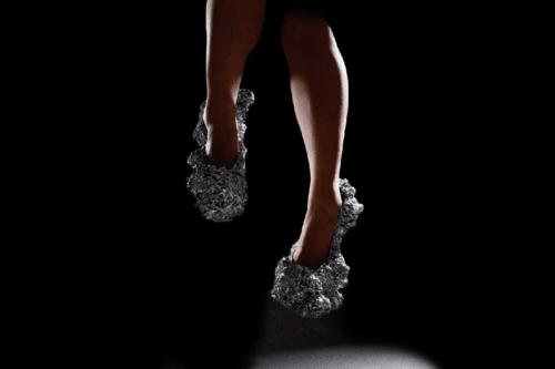 Futuristiska skor från Studio Swine