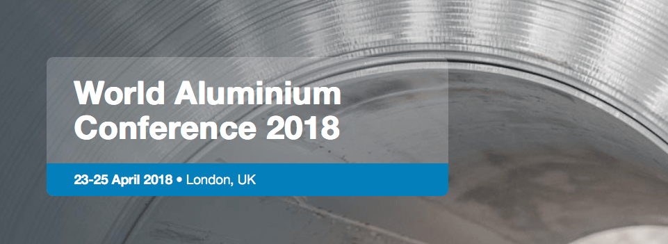 World Aluminium Conference 2018