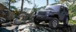 2018 Jeep Wrangler lättare med aluminium