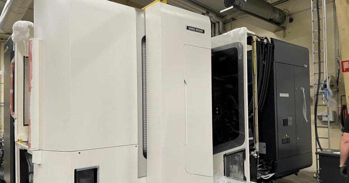 Investerar i ny CNC-bearbetning