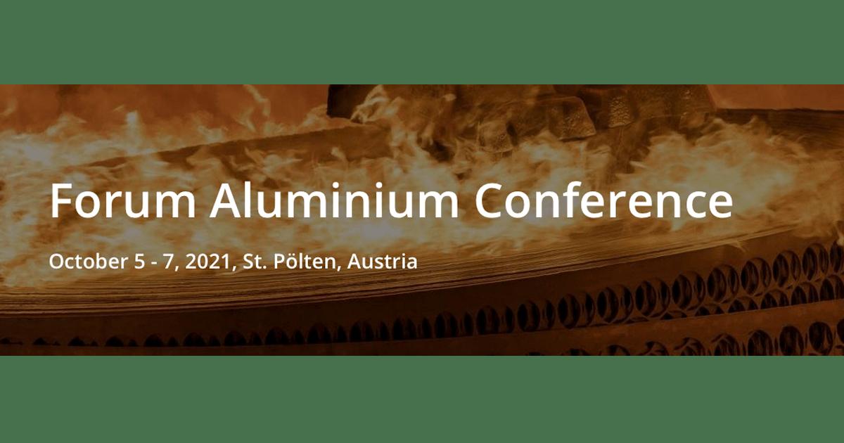 Aluminiumkonferens i Österrike