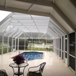 pool enclosure