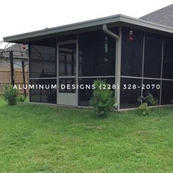aluminum patio enclosure, review of Aluminum Designs